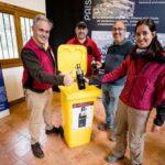 La Comunidad distribuirá en La Pedriza y La Fuenfría 300 cantimploras a cambio de botellas de plástico de un solo uso