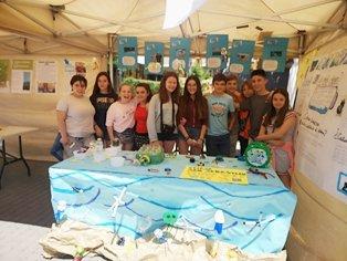 Los alumnos de secundaria del CEIPSO San Sebastián de El Boalo expondrán sus proyectos de lucha contra el plástico en la Cumbre Mundial del Clima