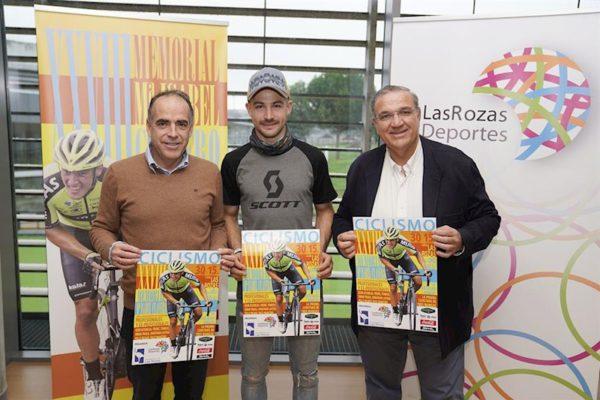 Las Rozas acoge el XXVIII Memorial de Ciclismo María Isabel Clavero