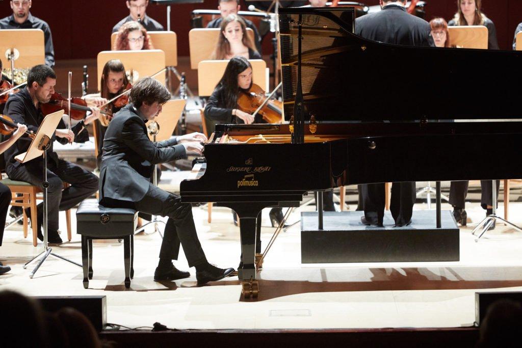 Las Rozas acoge el XX Concurso Internacional de Piano Compositores de España