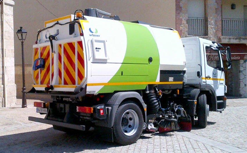 Nuevo contrato de limpieza y basuras en Torrelodones