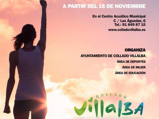 Collado Villalba acoge la V Semana del Deporte Femenino
