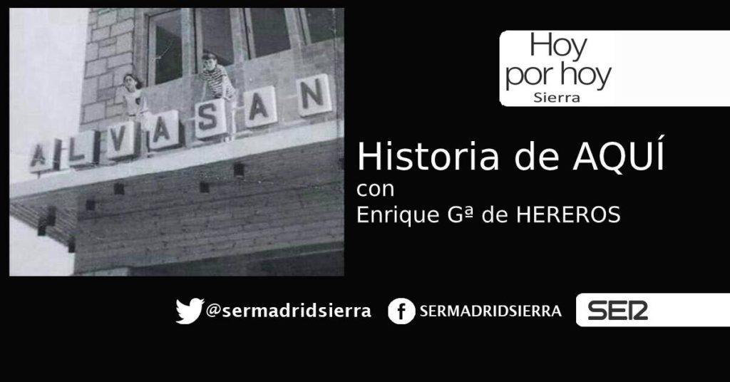 HOY POR HOY. Historia de Aquí. El origen de Pradillo Herrero