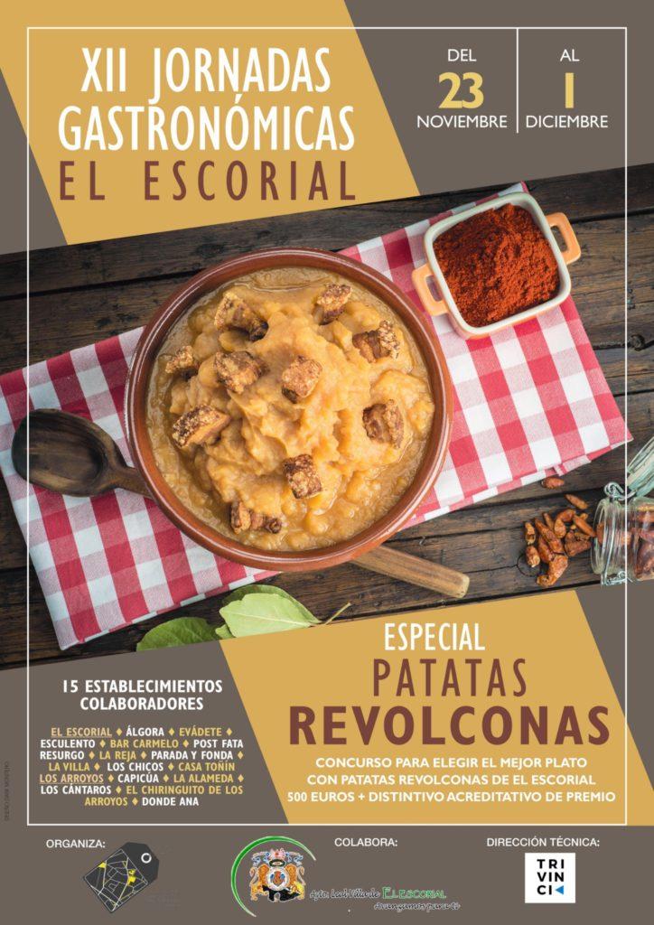 XII edición de las Jornadas Gastronómicas de El Escorial