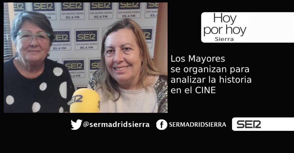 HOY POR HOY. Los Mayores aprenden Historia tambien con el Cine