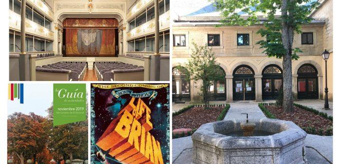 Teatro, cine, música y una jornada sobre «la Romanidad», puntos fuertes de la programación cultural de noviembre en San Lorenzo de El Escorial