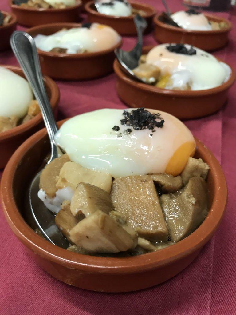 El otoño llega a San Lorenzo de El Escorial con sabor a setas, bayas y gin-tonic
