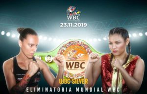 Joana Pastrana volverá al ring de Moralzarzal este sábado contra Katia Gutiérrez