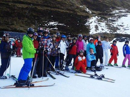 El Ayuntamiento de Alpedrete propone una viaje de esquí al Pirineo Catalán