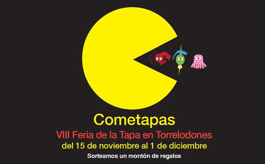 Del 15 de noviembre al 1 de diciembre, Feria de la Tapa en Torrelodones