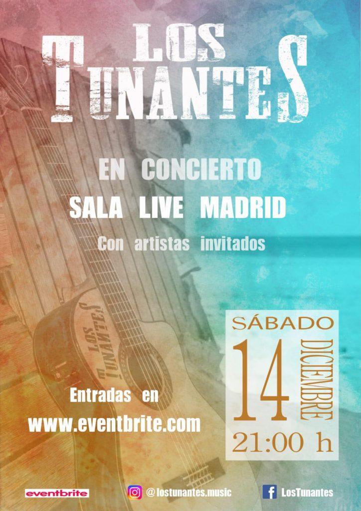 MÁS DE UNO SIERRA – Entrevista al grupo Los Tunantes