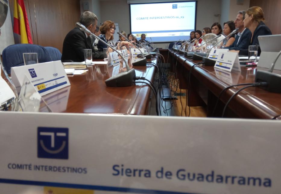 El destino Sierra de Guadarrama, otra vez elegido para formar parte del Comité Interdestino del SICTED a nivel nacional