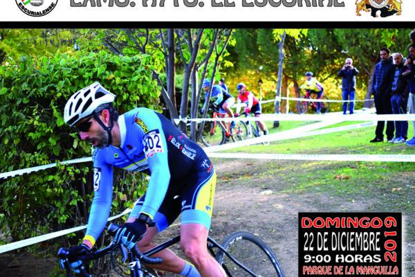 Nueva edición del Ciclocross de El Escorial