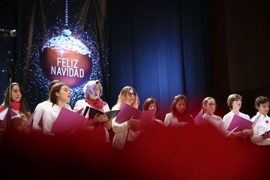 Música navideña y actividades con fin solidario, citas de la agenda del fin de semana en Las Rozas