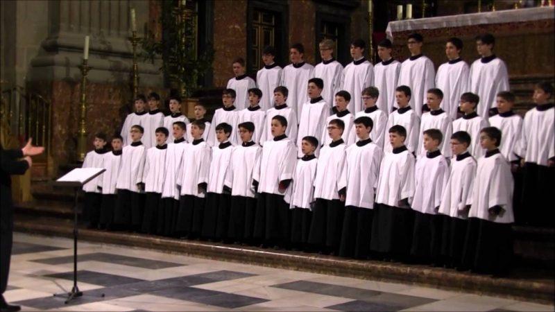 Conciertos de Navidad Coral Real Capilla de Aranjuez y Escolanía Real del Monasterio de San Lorenzo de El Escorial