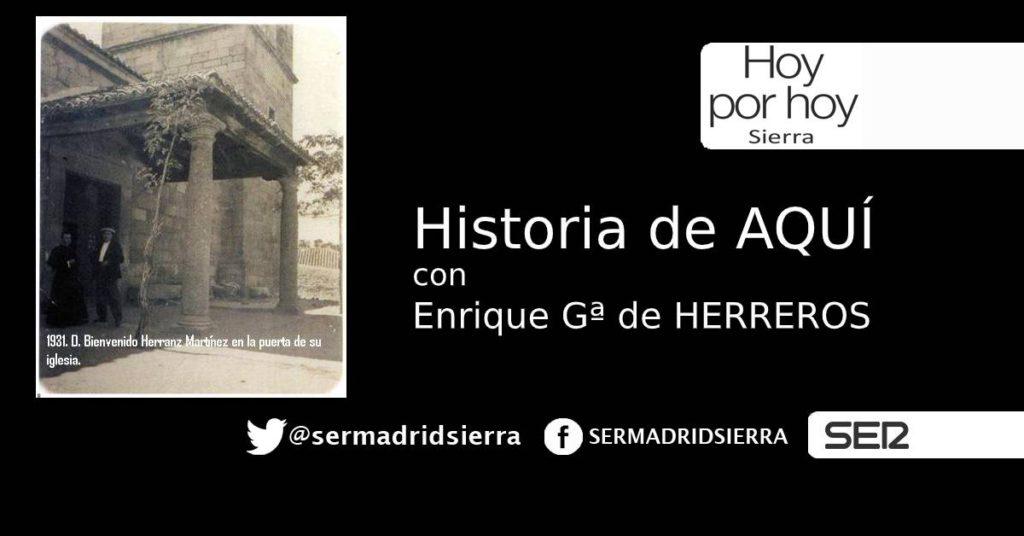 HOY POR HOY. Historia de Aquí. Los párrocos de El Enebral