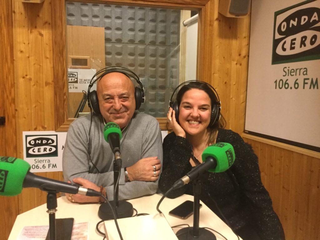 LA BRÚJULA DE LA SIERRA – Tertulia de actualidad con Carla Greciano y Jesús Redondo