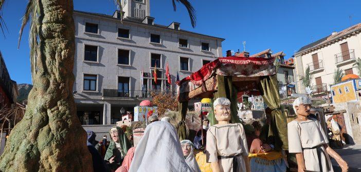 XXIII Belén Monumental de San Lorenzo de El Escorial