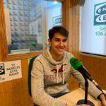 MÁS DE UNO SIERRA - Entrevista a Daniel del Valle con su nuevo single Fuego