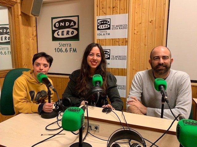 MÁS DE UNO SIERRA – Las cosas de Héctor: su profe Javier del Aula Social del Teatro Real