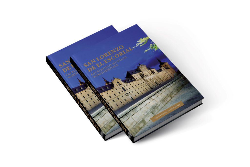 Se reedita «San Lorenzo de El Escorial. Patrimonio de la Humanidad» en el 35 aniversario de la Declaración por la UNESCO