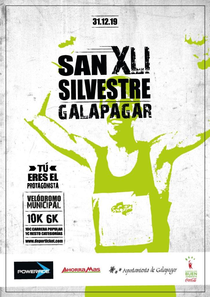 Este martes 31, Galapagar celebra su San Silvestre