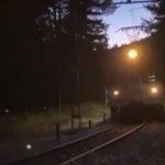 Una piedra arrastrada por el tren causó la muerte de una mujer en Cercedilla