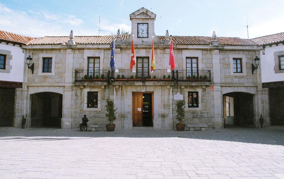 Este lunes 23 de diciembre, Pleno en Guadarrama