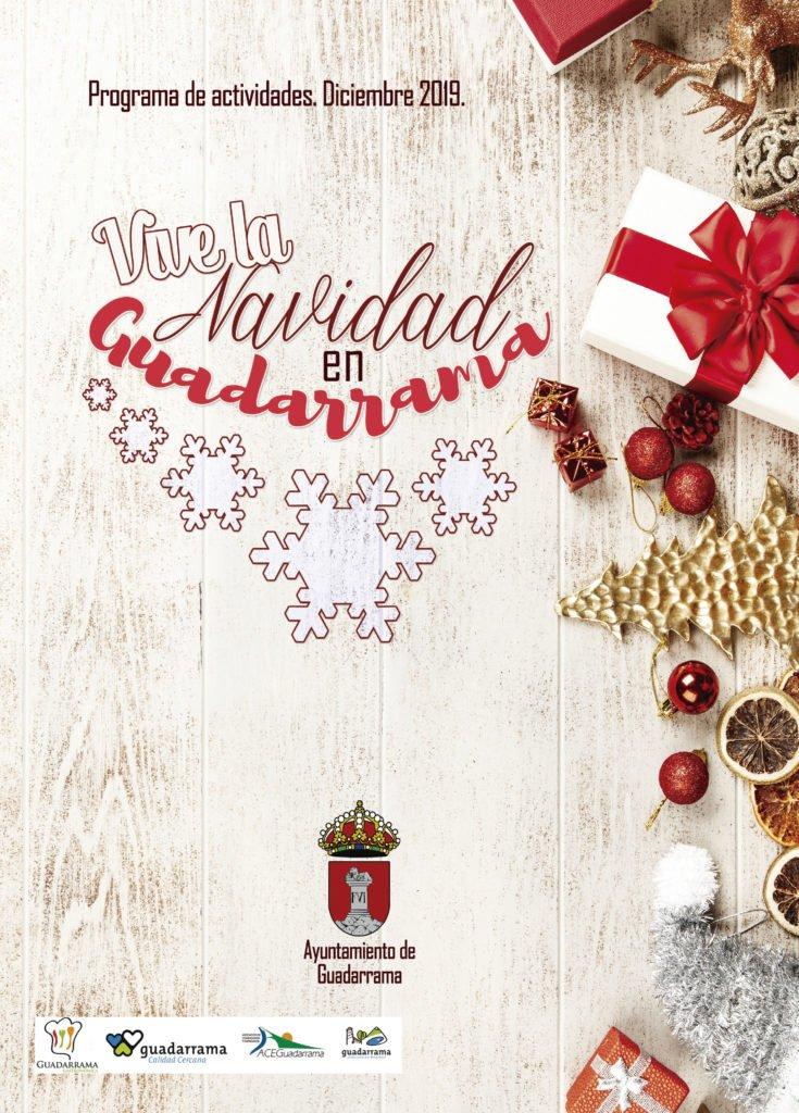 Esta Navidad en Guadarrama, pista de patinaje, mercado navideño, talleres y teatro infantil