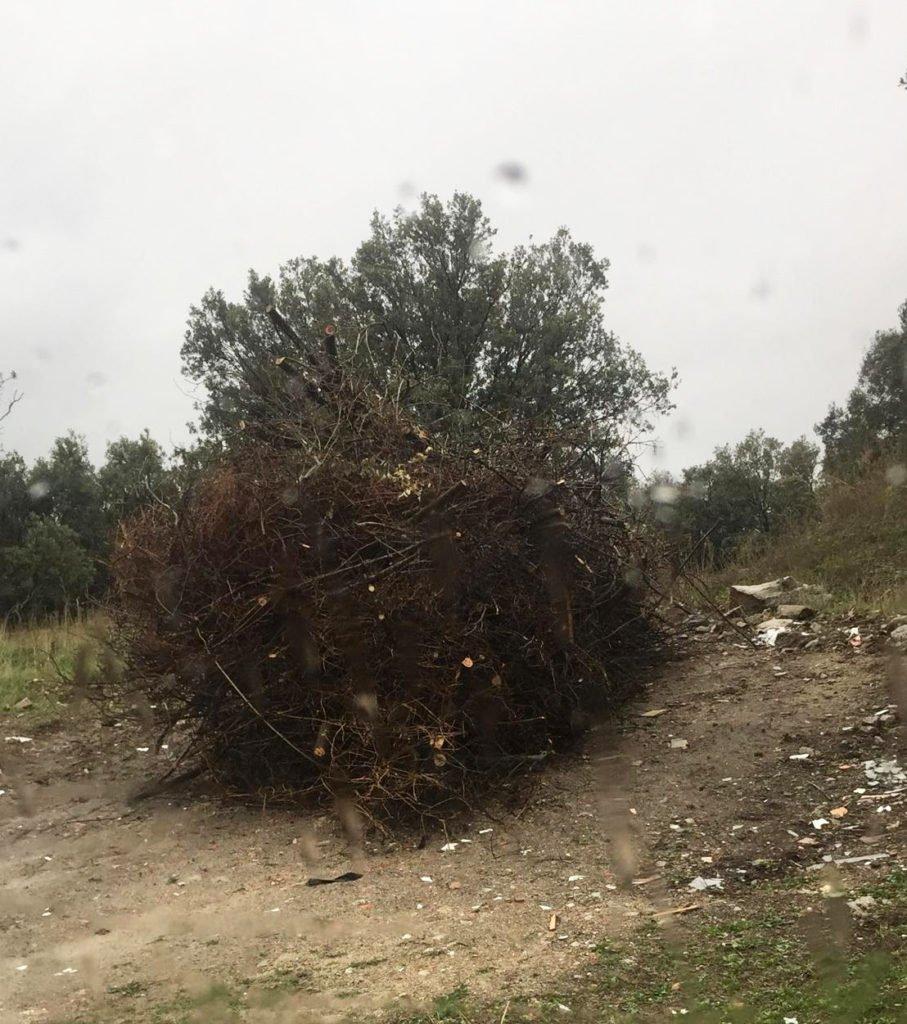 El Ayuntamiento de Guadarrama intensifica los controles sobre los vertidos de residuos