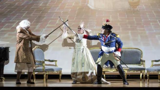 El Teatro Bulevar de Torrelodones acogerá la obra 'El humor de la ópera' de la Camerata Lírica de España para acercar el género a los niños