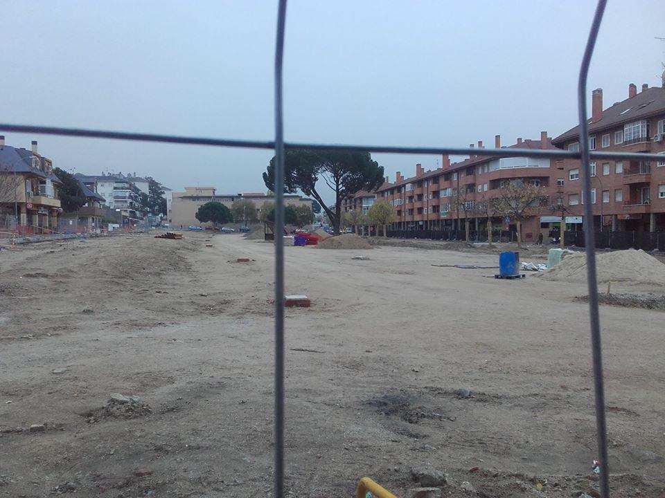 Este lunes, corte de agua en la Plaza de Los Belgas (Collado Villalba)