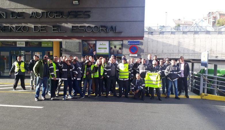 Acuerdo en IRUBUS y final de las movilizaciones de los trabajadores