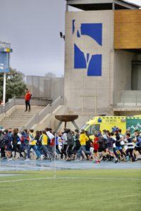 Las Rozas acoge el Cross Escolar de la Comunidad de Madrid