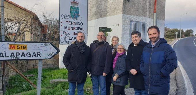El PSOE exige a la Comunidad de Madrid que construya el estacionamiento disuasorio prometido  para Torrelodones