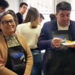"""""""Erasmus Chef"""". La cocina tambien llega a las aulas en Galapagar"""