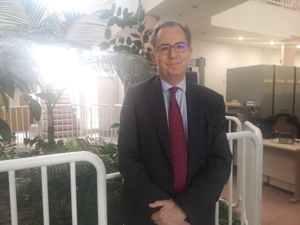 Enrique Ossorio: «En la zona noroeste de Madrid no faltan profesionales de la educación»