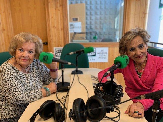 MÁS DE UNO SIERRA – Tertulia con Pilar Rubio y Marisa Samartín