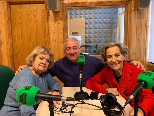 MÁS DE UNO SIERRA – Tertulia con Marisa Samartín , Pilar Rubio y Carlos Sanz