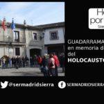 HOY POR HOY. Guadarrama, en memoria de las víctimas del Holocausto