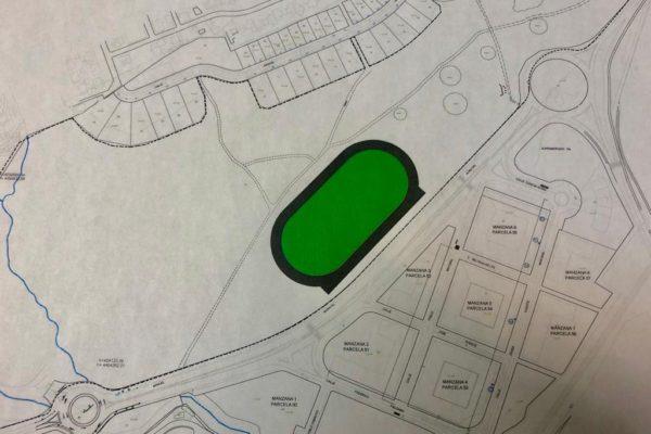 El Ayuntamiento de El Escorial aprueba en Pleno la construcción de una pista de atletismo
