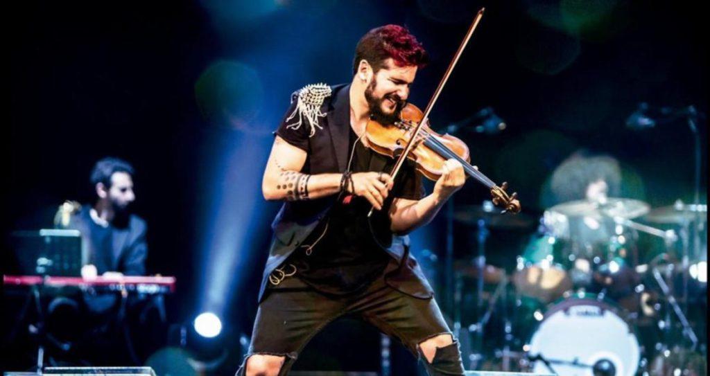 Vuelve Strad, el Violinista Rebelde, al Teatro de Moralzarzal