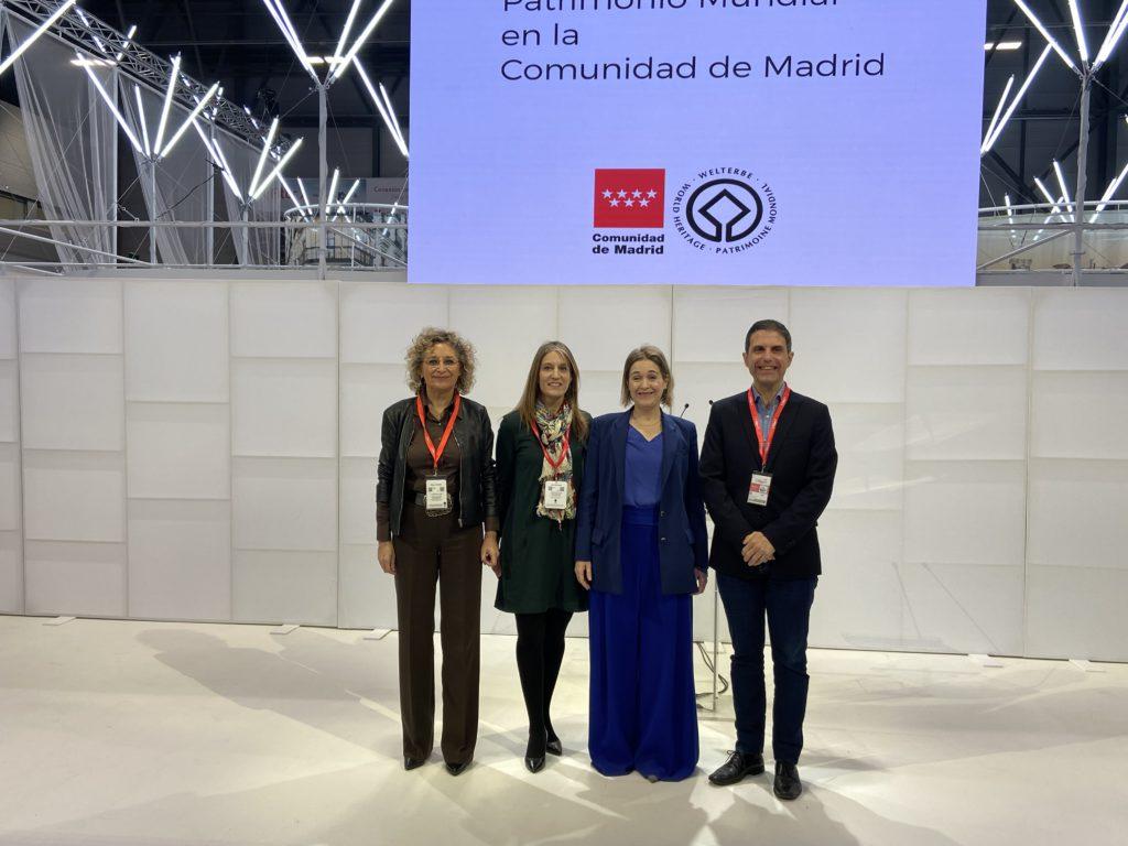 San Lorenzo de El Escorial presenta en FITUR sus propuestas para 2020