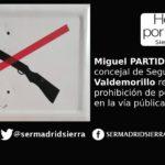 HOY POR HOY. Hablamos con Miguel Partida, concejal de Seguridad de Valdemorillo