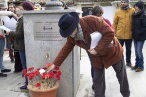 La Sierra recuerda a sus vecinos deportados en los campos de exterminio