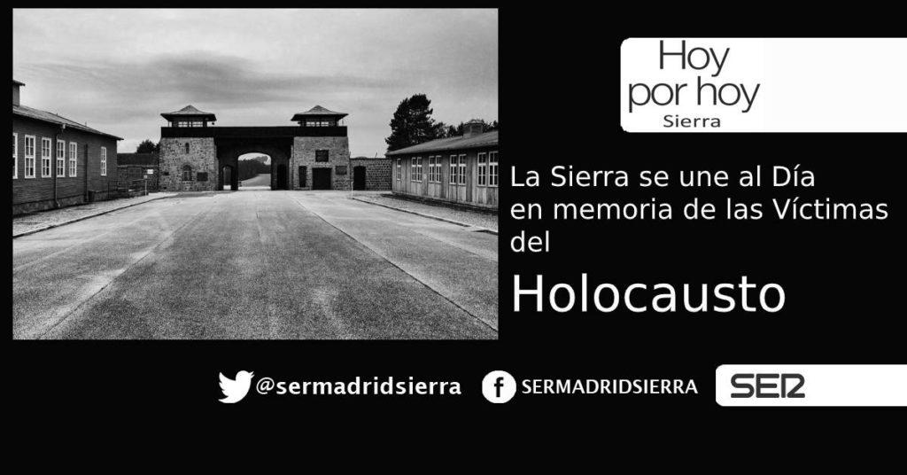 HOY POR HOY. La Sierra se suma a la jornada en Memoria por las Víctimas del Holocausto