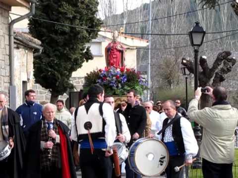 Collado Mediano celebra sus fiestas en honor a San Ildefonso y Virgen de la Paz
