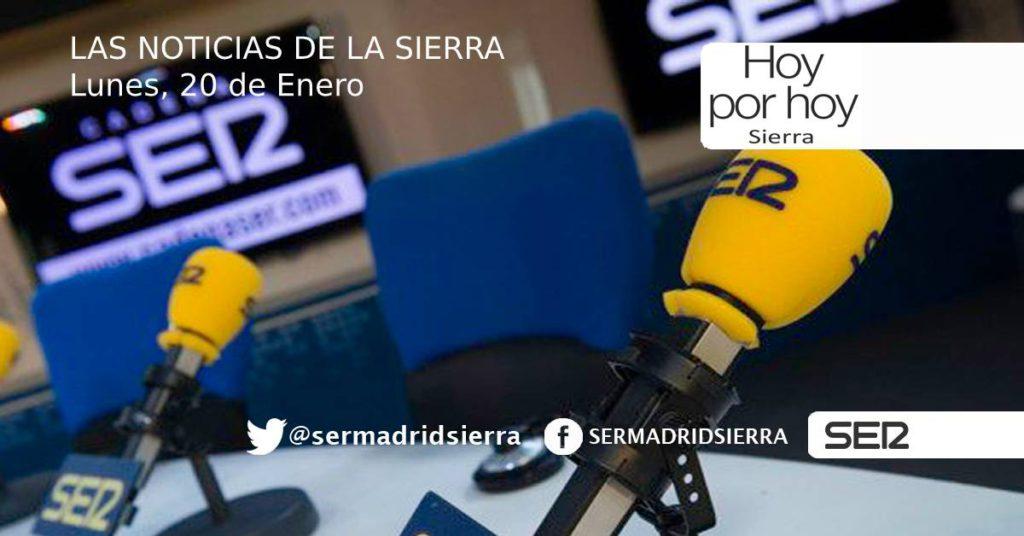 HOY POR HOY. Noticias del Lunes, 20 de Enero