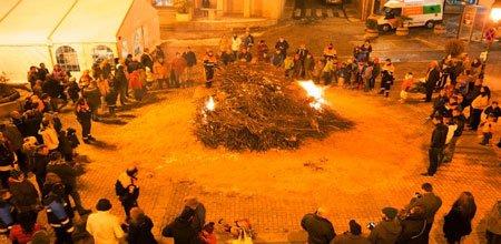 Este lunes, Festividad de San Sebastián en El Boalo