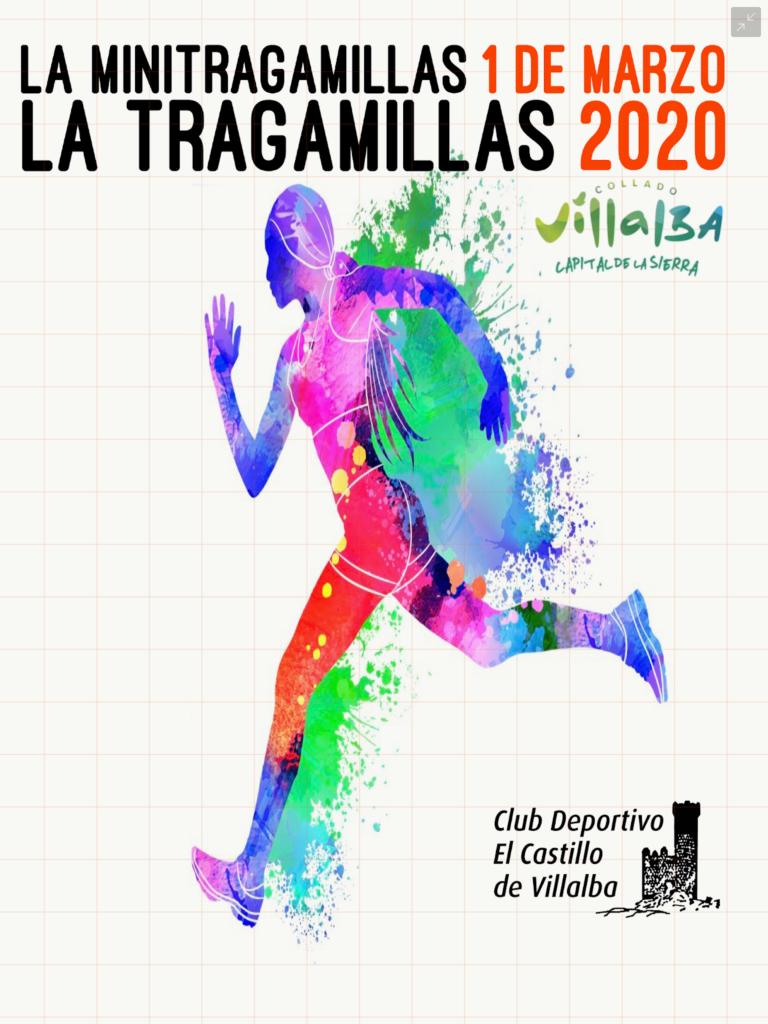 BUEN NIVEL DE PARTICIPACION EN LA TRAGAMILLAS 2020